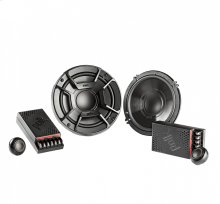 """DB+ Series 6.5"""" Component Speaker System with Marine Certification in Black"""