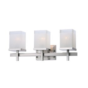 Tetra 3-Light Bath Vanity