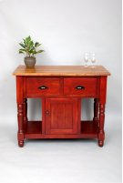 """#314S Small Harrisburg Kitchen Island 43""""wx 22.5""""dx37""""h Product Image"""