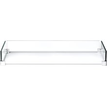 Rectangle Windscreen fits Linear Gas Patioflame