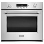 """General ElectricMONOGRAMMonogram 30"""" Professional Electronic Convection Single Wall Oven"""
