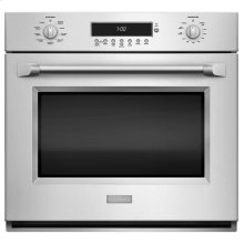 "Monogram 30"" Professional Electronic Convection Single Wall Oven"