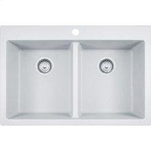 Primo DIG62D91-WHT Granite White