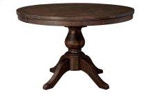 Round DRM Pedestal Table Base