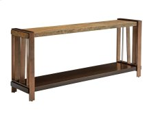 Intersect Console Table