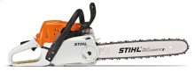 A powerful, fuel-efficient chainsaw that's comfortable to use and easy to adjust.