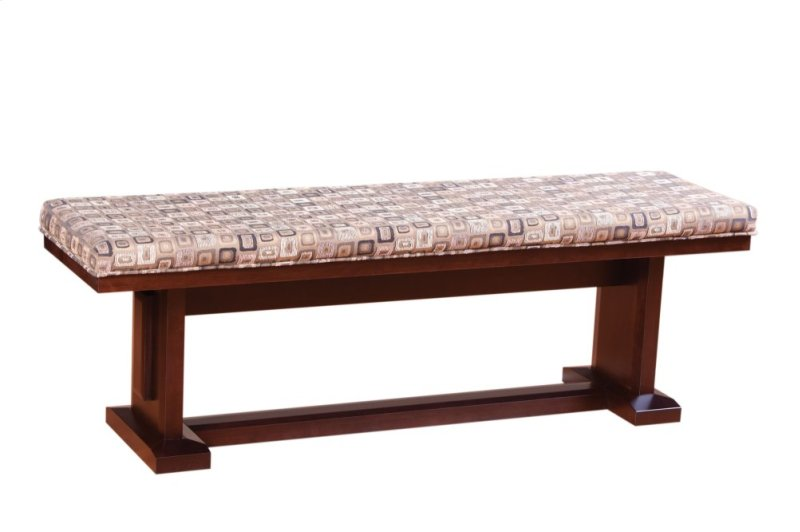 2207npt In By Woodworks In Surrey Bc 60 Upholstered Bench