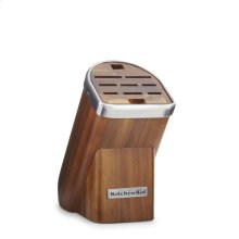 Professional Series Cutlery Block - Acacia Wood