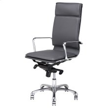 Carlo Office Chair  Grey