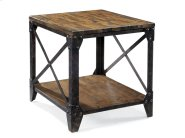 Rectangular End Table Product Image