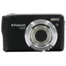 Polaroid 16-Megapixel Ultra Slim 20x Enhanced Optical Zoom Digital Camera with 2.7-Inch LCD Screen, iS529-BLK-BOX
