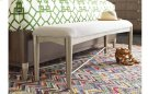 Soho by Rachael Ray Upholstered Bench Product Image