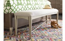 Soho by Rachael Ray Upholstered Bench