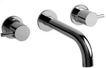 M.E. Wall-Mounted Lavatory Faucet