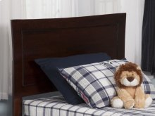 Metro Headboard Twin Walnut