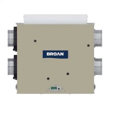 Energy Recovery Ventilator for high-rise residential towers and southern regions