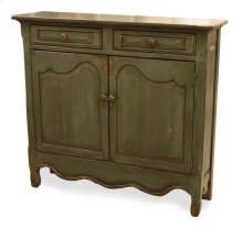 French Cottage Hall Chest