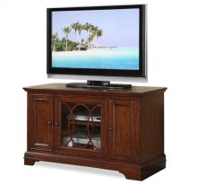 "Yorktown 48"" TV Console Vintage Cherry finish"