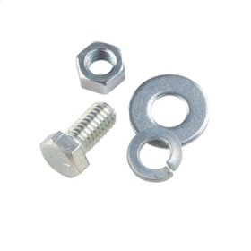 """Junction Hardware, 6-3/8"""" Bolts, Nuts and Washers"""