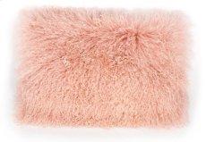 Tibetan Sheep Blush Large Pillow Product Image