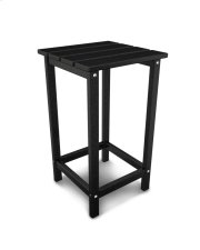 "Black 26"" Counter Side Table Product Image"
