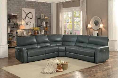 POWER Right Side Reclining Love Seat