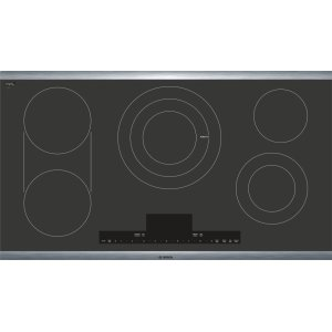 "BoschBENCHMARK SERIESBenchmark 36"" Electric Cooktop"