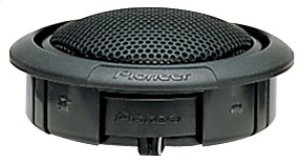 "7/8"" Hard Dome Tweeter with 120 Watts Maximum Power"