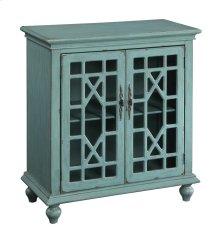 50694  2 Door Cabinet