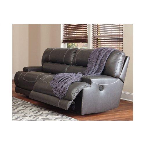 U6090081 in by Ashley Furniture in Berwick, PA - 2 Seat Reclining Sofa