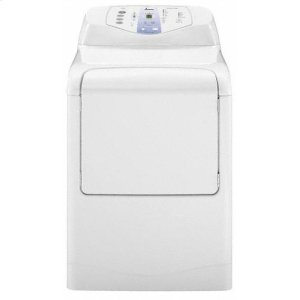 AmanaAmana(R) Electric Dryer, Super Capacity Plus with Sensor Dry Technology