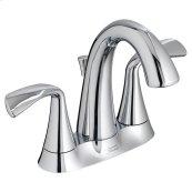 Fluent Centerset Bathroom Faucet  American Standard - Polished Chrome