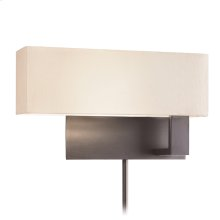 Mitra Compact Swing Left Wall Lamp