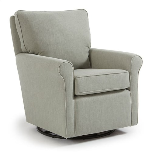 KACEY Swivel Barrel Chair