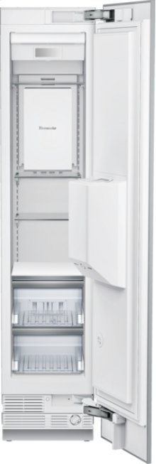 18 inch Built in Freezer Column with Ice & Water Dispenser, Right Swing T18ID900RP