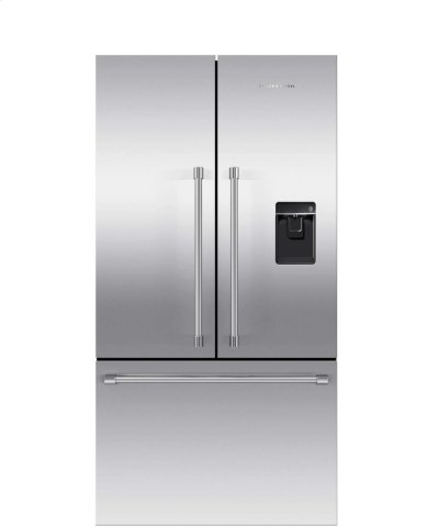 French Door Refrigerator 20.1 cu ft, Ice & Water Product Image
