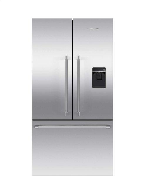 French Door Refrigerator 20.1 cu ft, Ice & Water