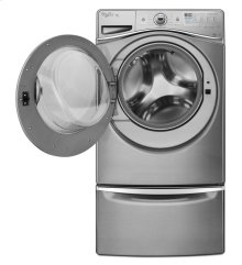 Closeout 4.3 cu. ft. Duet® Steam Front Load Washer with Precision Dispense Ultra (Gray Only)