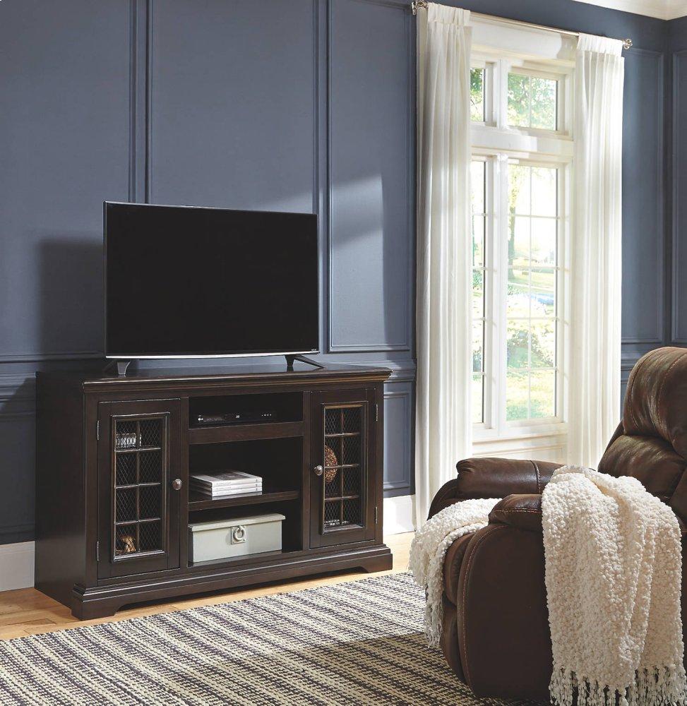 W64322 In By Ashley Furniture In Orange, CA   LG TV Stand W/FRPL/Audio OPT