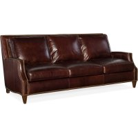 Bradington Young Howe Stationary Sofa 8-Way Tie 769-95 Product Image