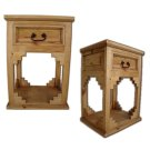 Single Door and Single Drawer Product Image