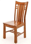 Small Flared Side Chair Product Image