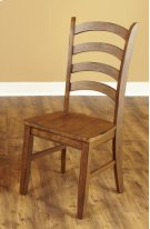 Ladder Back Side Chair Product Image