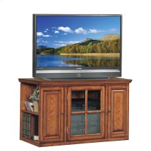 "42"" Burnished Oak TV Stand #88159"