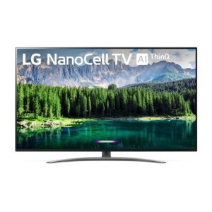 LG AppliancesLG Nano 8 Series 4K 49 inch Class Smart UHD NanoCell TV w/ AI ThinQ(R) (48.5'' Diag)
