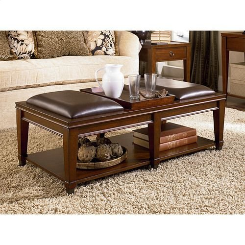 Sunset Valley Rectangular Cocktail Table