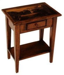 """#242 Ann's Side Table 19.5""""wx13""""dx22.5""""h"""