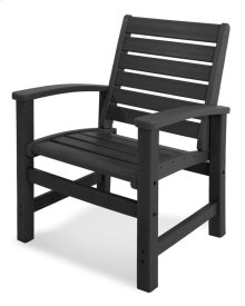 Black Signature Dining Chair