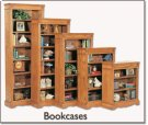 "32"" Wide Classic Open Bookcase Product Image"