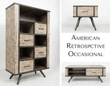 American Retrospective End Table